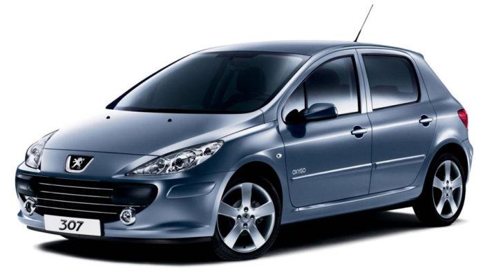 Peugeot 307 Man