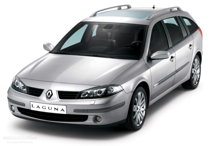 Renault Laguna Aut