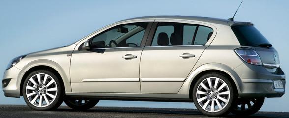 Opel Aastra Man
